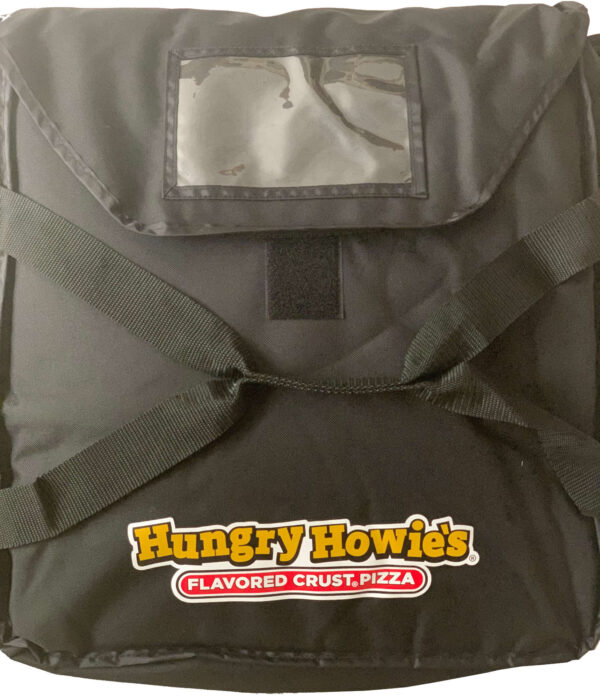 Hungry Howies standard pizza jacket